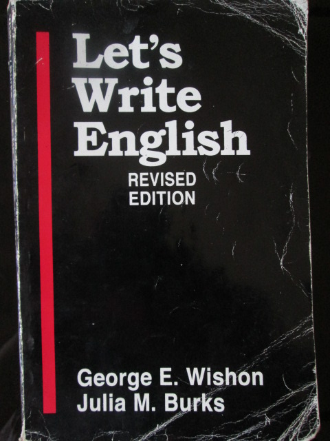 Let's write English Revised Edition