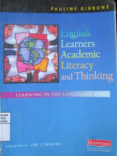 English Learners Academic Literacy and Thinking : Learning in the Challenge Zone